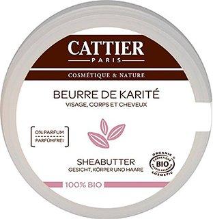 BEURRE DE KARITÉ 100% Bio cattier Pot – 100 gr