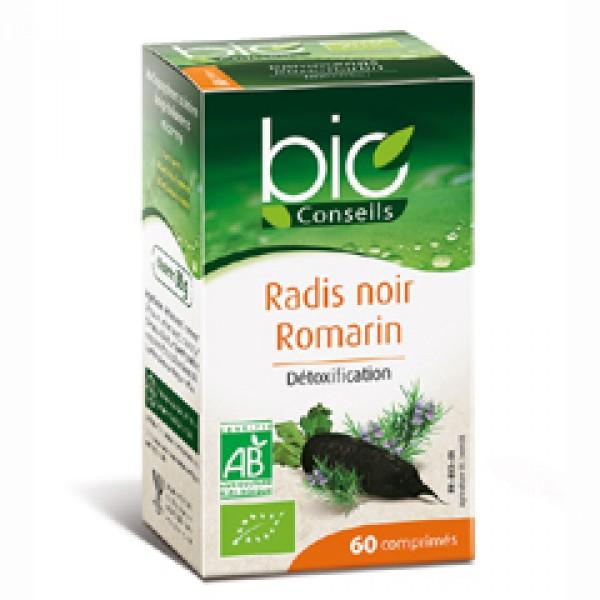 Radis noir – Romarin Bio