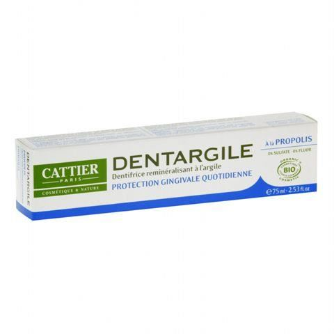 DENTARGILE PROPOLIS   Protection quotidienne 0% Sulfate – 0% Fluor