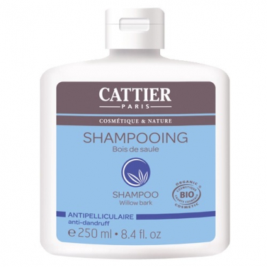 SHAMPOOING ANTIPELLICULAIRE CATTIER