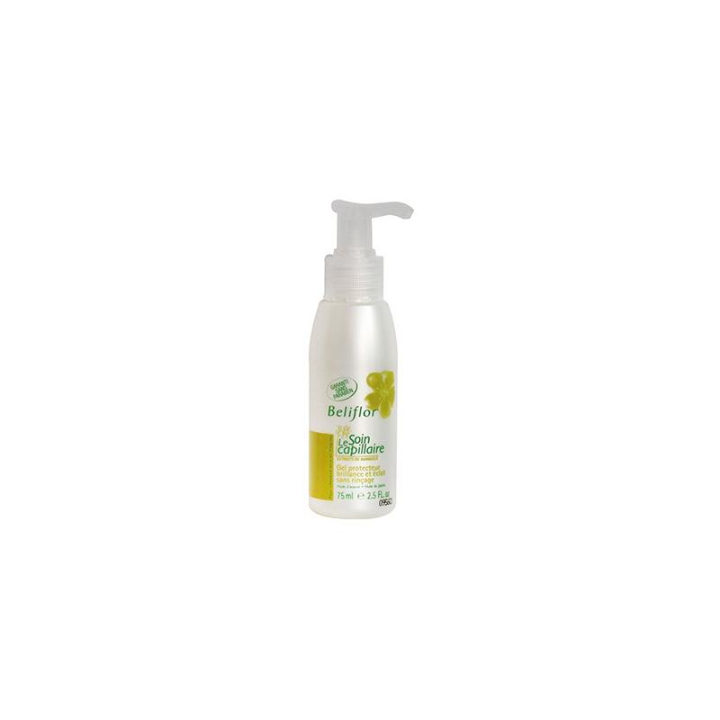 Gel protecteur brillance sans rinçage Beliflor – Flacon pompe 75 ml
