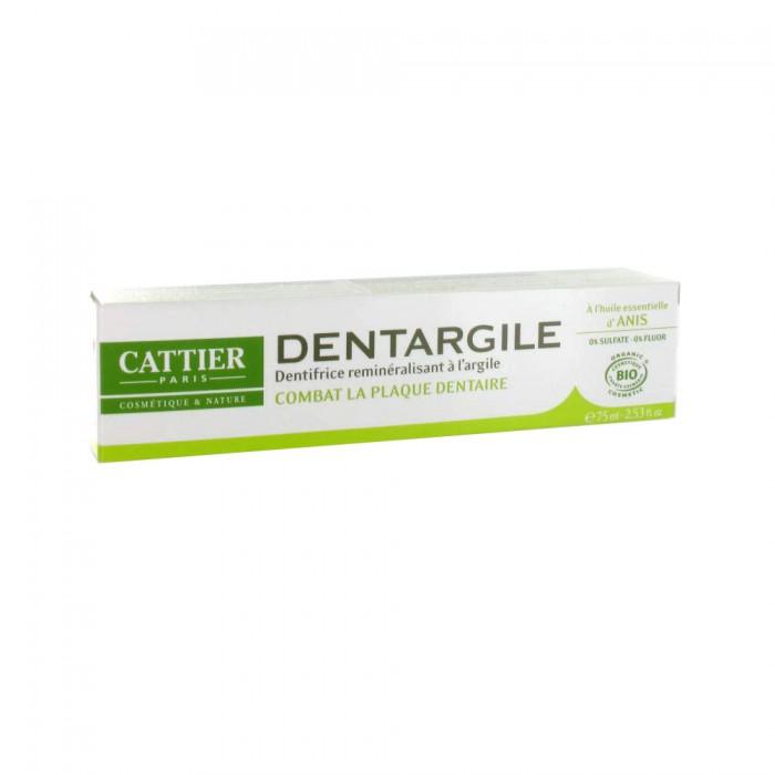 DENTARGILE ANIS  Combat la plaque dentaire 0% Sulfate – 0% Fluor