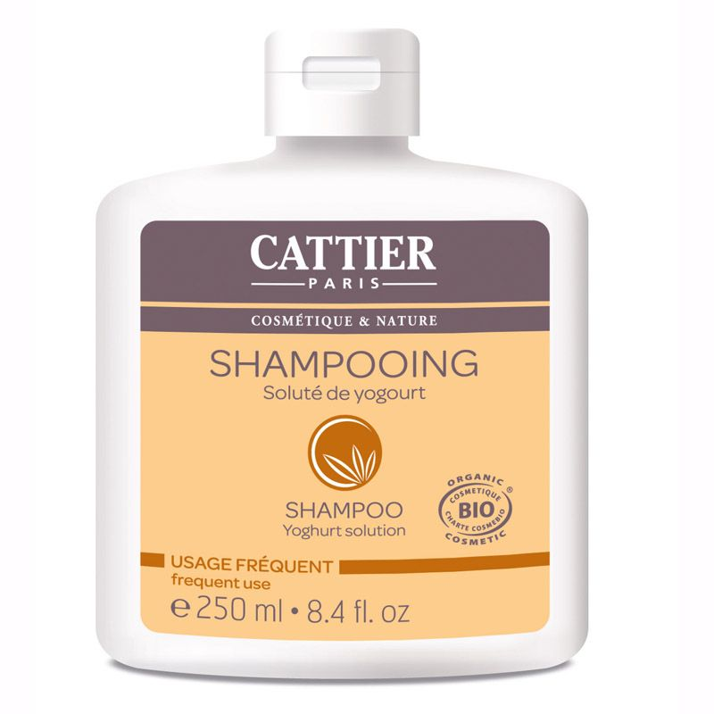 SHAMPOOING USAGE FRÉQUENT CATTIER