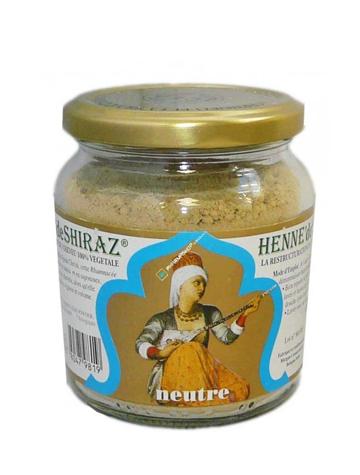 HENNE DE SHIRAZ NEUTRE